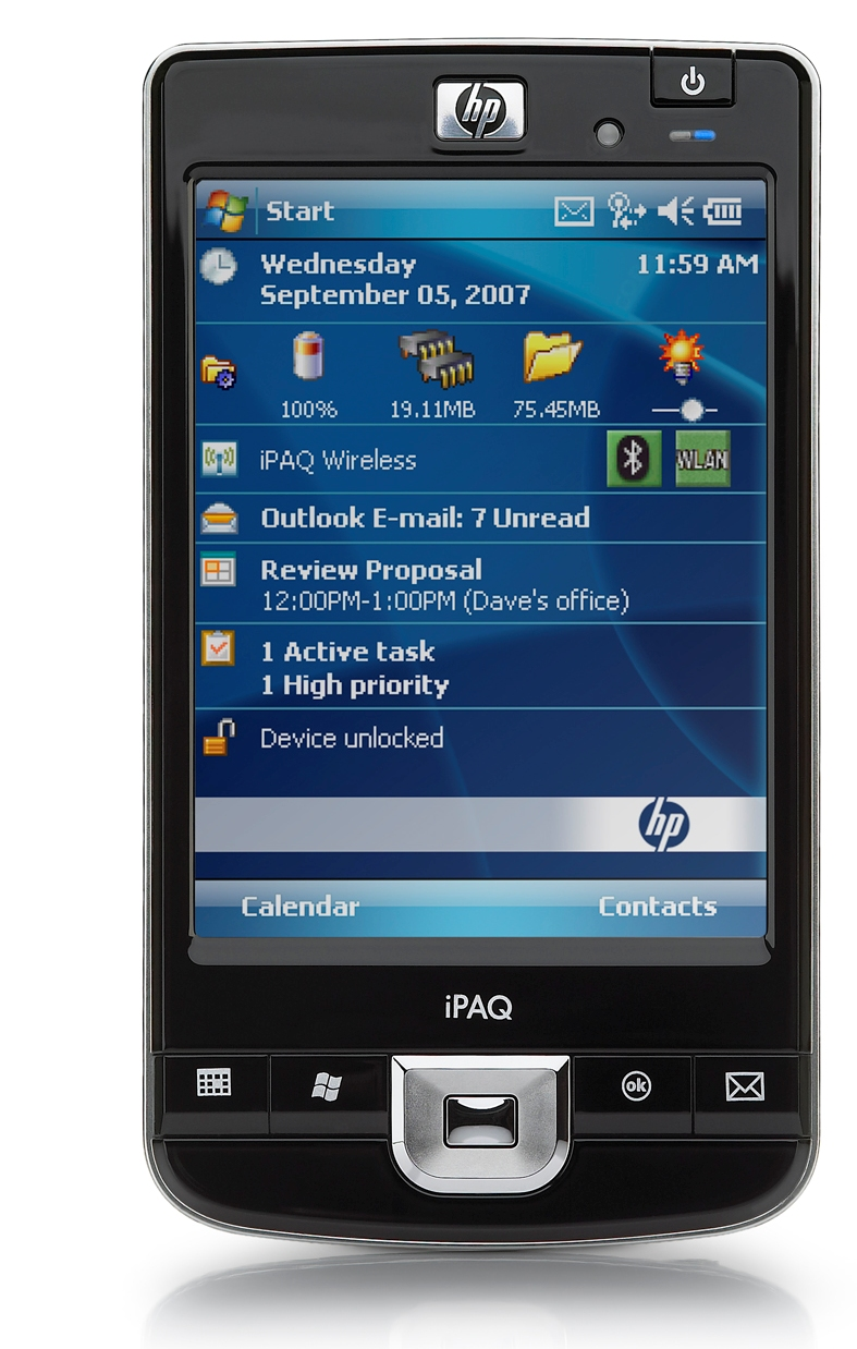 HP iPaq 200